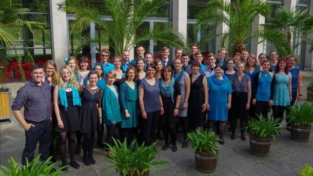 Der Traum des Jazzchor Dresden - unsere erste eigene CD