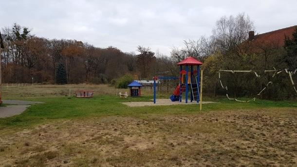 Errichtung einer Spielwelt im Stadtgebiet Schönewalde OT Ahlsdorf