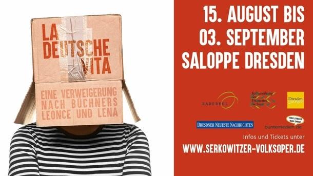 Serkowitzer Volksoper 2018: LA DEUTSCHE VITA