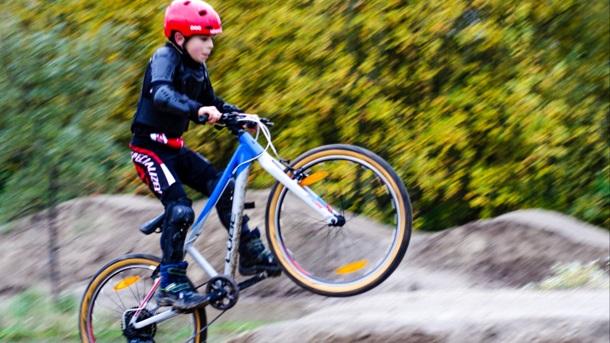 Erweiterung des Stadtwerke Bikeparks in Greifswald