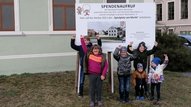 Spielplatz Neschwitz