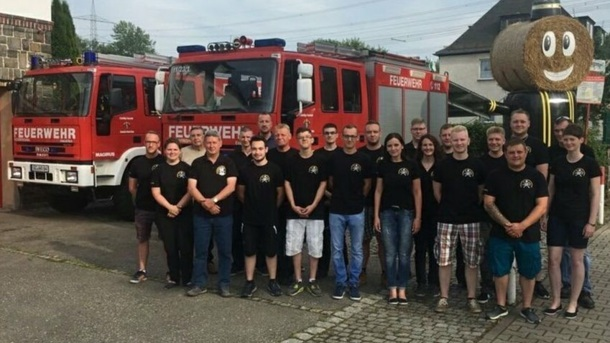 Rettungsrucksäcke für die Feuerwehr