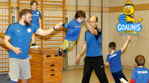 ROSTOCK GOALINIS - Von Anfang an TEAMsport