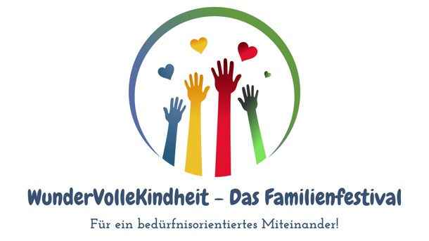 Unterstützung für das WunderVolleKindheit - Das Familienfestival