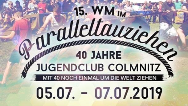 Festwochenende // 15. WM im Paralleltauziehen über`n Teich
