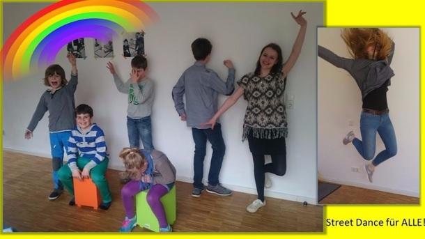 TANZ VERBINDET - Street Dance Workshop für Kinder