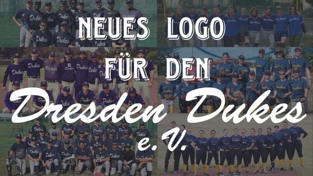 Neues Logo und Trikots zum 20. Geburtstag des Dresden Dukes e.V.