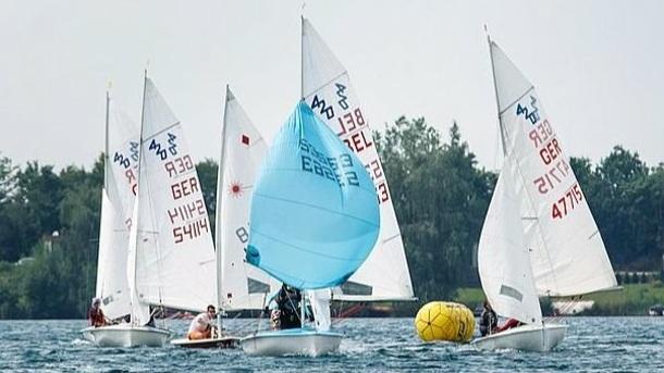 Neue Segel für die Regatta-Jugend