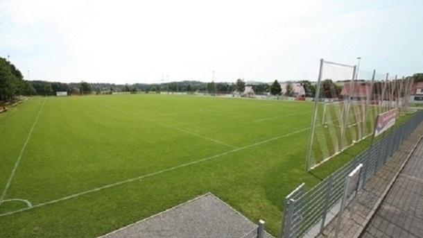 Erneuerung Bewässerungsanlage Sportplatz inkl. Spielerbänke