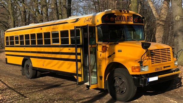 Ein Bus für die Magpies