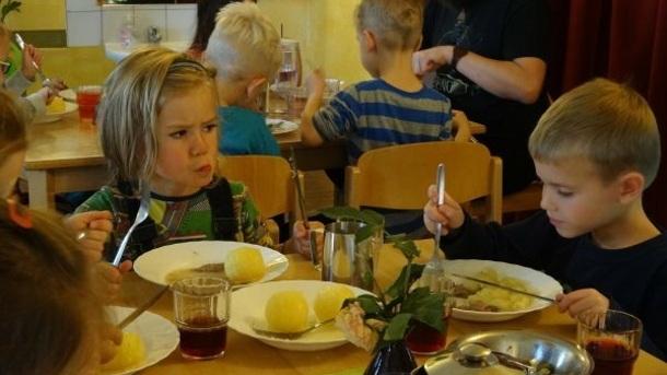 Für gesunde Kinder: Modernisierung Küche im Kinderhaus krea(k)tiv