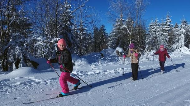 Schnee- und Langlaufskiwelt für Kinder - Skitty World Nordic