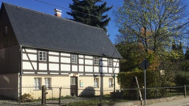 """""""Kleines Bienenmuseum"""" Oberlichtenau - Renovierung"""