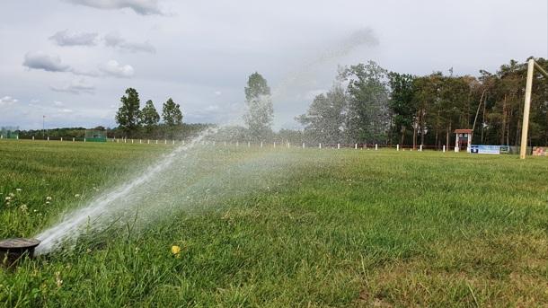 Neue Pumpe für die Bewässerungsanlage auf der Friedersdorfer Alm