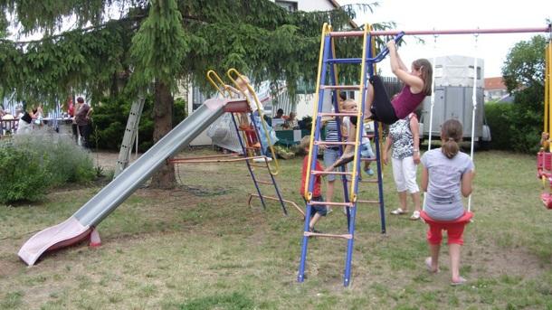 Erneuerung Kinderspielplatz im KGV An der Eiche e.V.