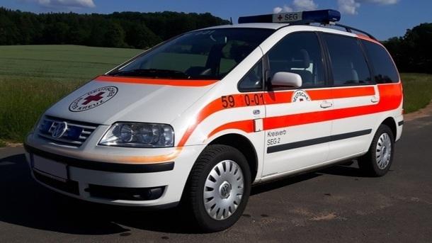 Helfer vor Ort Fahrzeug Bad Neualbenreuth