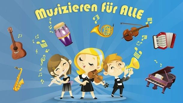 Musizieren für ALLE