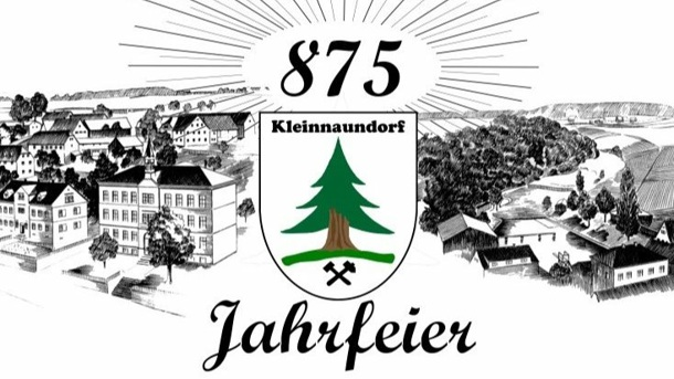 Festumzug der 875 Jahrfeier Freital Kleinnaundorf