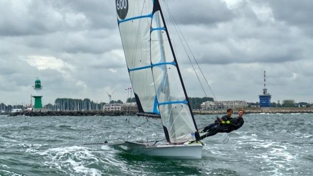 Neuanschaffung eines 49er High-Performance Bootes