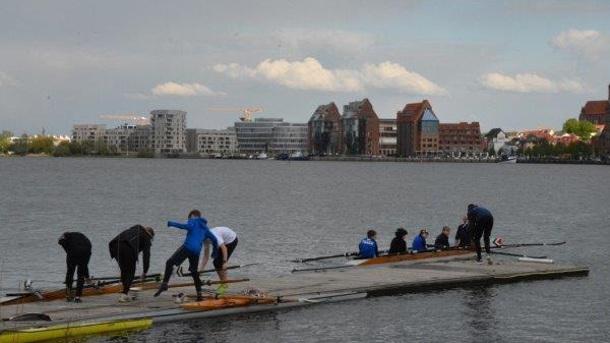 Ein Boot für den RRC