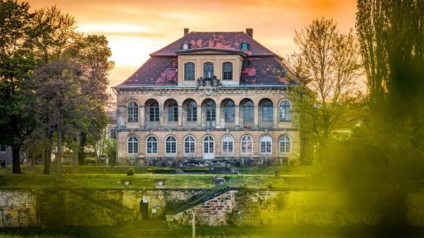 Comödie im Schloss