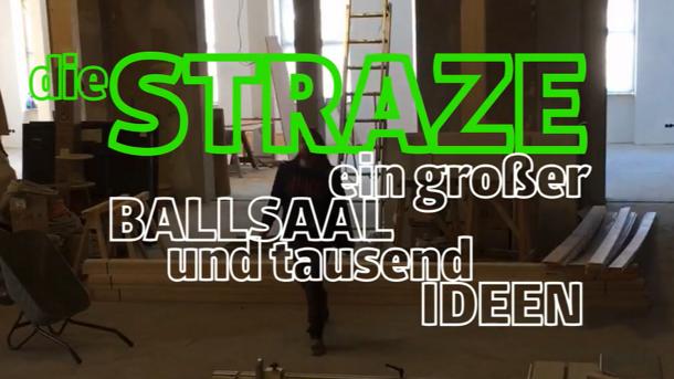 [D]ein Stuhl für den STRAZE-Saal