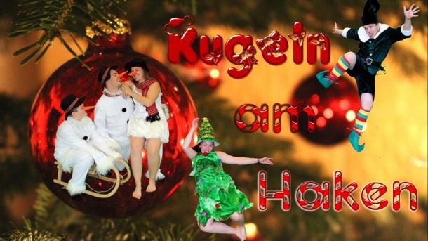 Kommando Ohrwurm Weihnachts-CD für kranke Kinder & Senioren