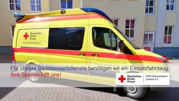 Kranken-Transport-Wagen für die DRK-Bereitschaften