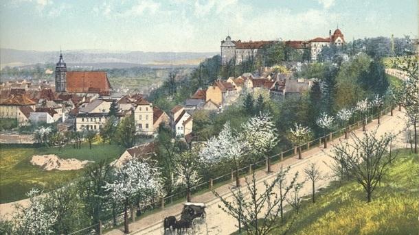 Buchprojekt 750 Jahre Burg Pirna