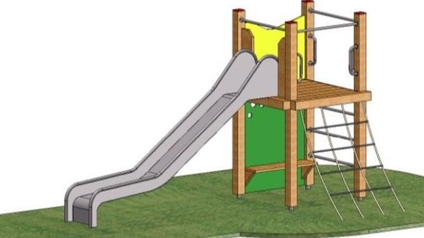 Ri-Ra-Rutsch – Eine neue Rutsche für unsere Regenbogenkinder