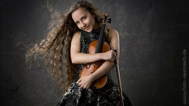 Solo - Debüt CD für Lucie Bartholomäi