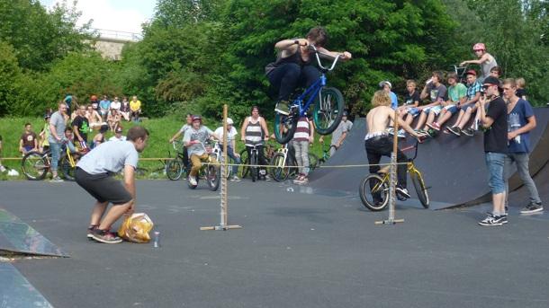 Rettung für unseren Skatepark