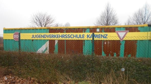 Ein neues Gebäude für unsere Jugendverkehrsschule Kamenz