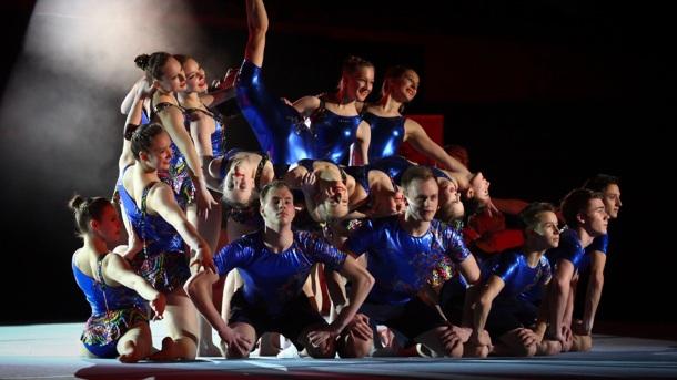 12 Dresdner Sportakrobaten für die Weltmeisterschaft in China