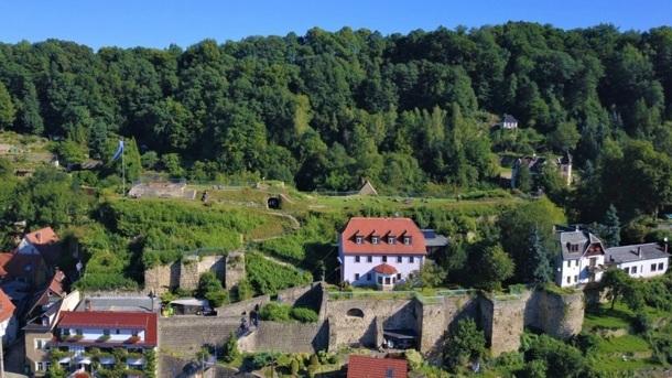 Burg Wehlen - 750 Jahre Geschichte erhalten und erlebbar machen