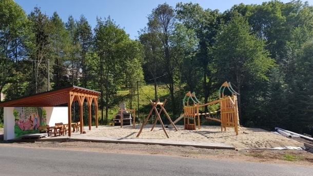 Fertigstellung Spielplatz/Multisportplatz Fürstenwalde