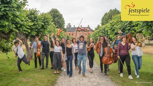 """""""Junge Elite"""" – Zukunftsmusik für die Festspiele Mecklenburg-Vorpommern"""