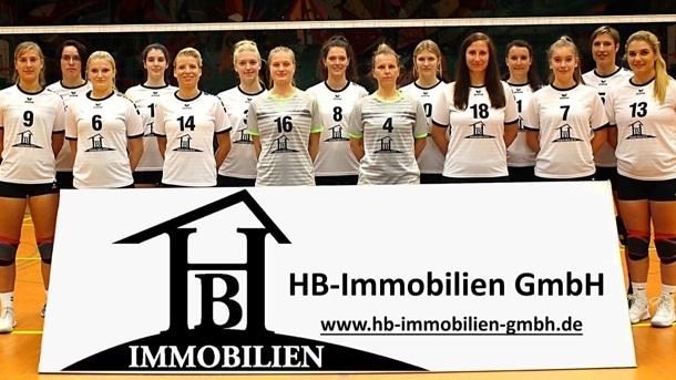 USC Magdeburg Volleyball 1. Damen startet das Projekt 3. Liga