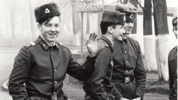 """Erforschung der """"Russenkasernen"""" in Halle"""