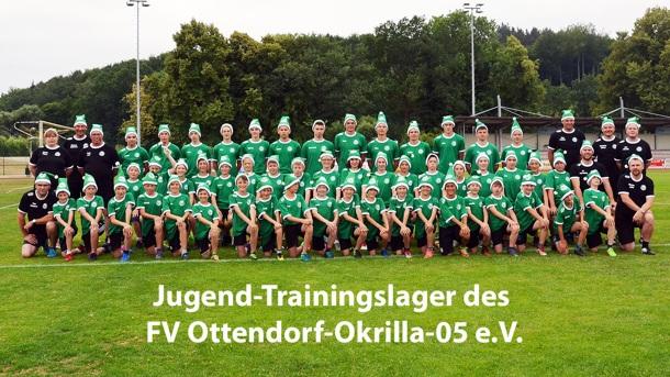 Trainingslager FV Ottendorf-Okrilla