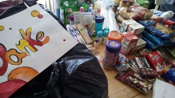 Spenden statt hamstern - Jugend für Jugendobdachlosenhilfe