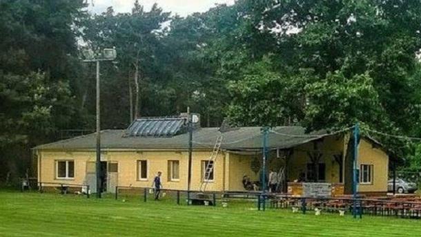 Erweiterung des Vereinsgeländes des SV Aufbau Oppelhain
