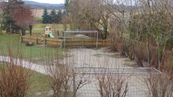 """Ein Bolzplatz für unseren Naturkindergarten """"Löwenzahn"""" Wurschen"""