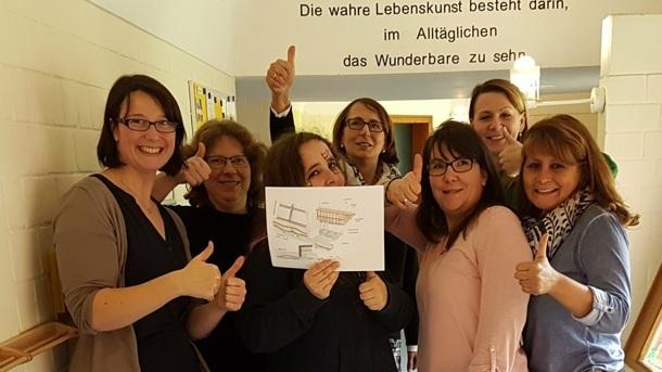 Ein Erlebnisbereich für Isenbütteler Kindergartenkinder
