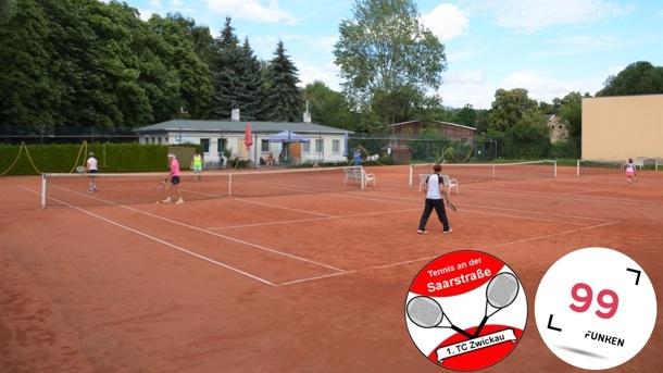 Gemeinsam für unseren Tennissport in Zwickau