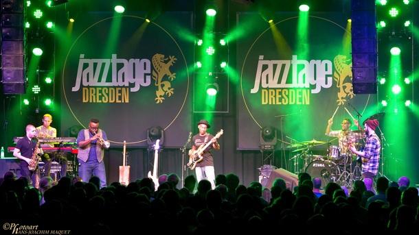 JAZZTAGE DRESDEN - Jazz`n Future