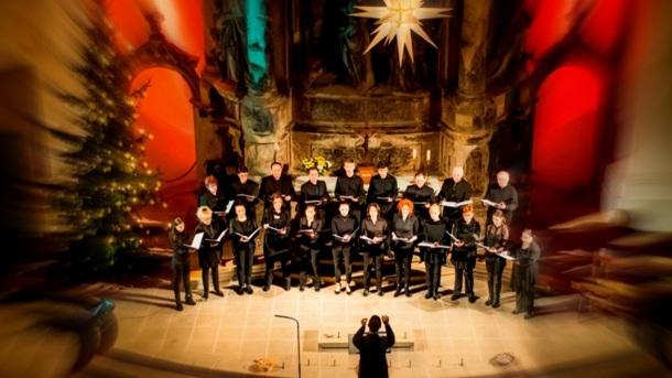 """Chor-Sinfonie """"Glockenklang"""" - mit Ensemble aus der Ostukraine"""