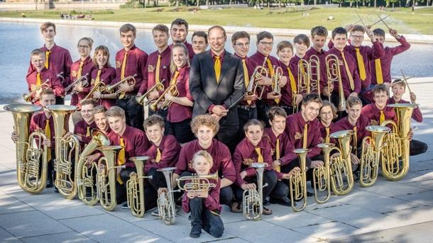 Instrumente für die Brass Band PotzBlech in Schwerin