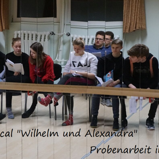 "Exklusives VIP-Ticket Musical ""Wihelm und Alexandra"""