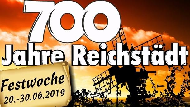 Festwoche 700 Jahre Reichstädt 2019